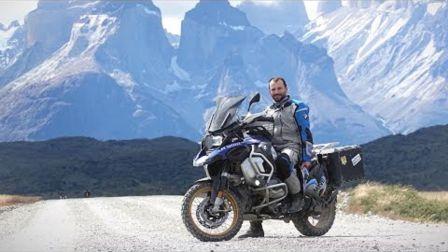 1080P超清|阿根廷巴塔哥尼亚的 宝马BMW R1250GS ADV-摩托车世界末日之旅