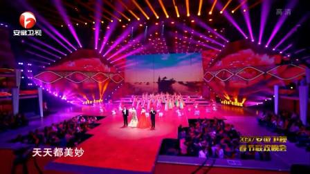 欣赏歌曲《幸福花开中国年》,无论什么时候,这歌一响就想到过年