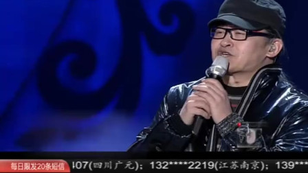 刘欢老师演唱《弯弯的月亮》,一开口就是那个味,这才是专业!
