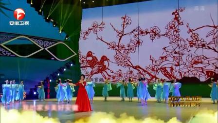 斯兰演唱歌曲《美好安徽》,歌颂我们的家乡,春华秋实铸丰碑