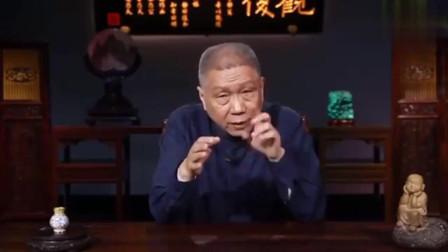 马未都讲中国酒文化:当你喝酒被挑衅时,会怎么办?