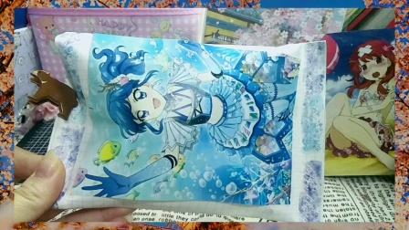 【呆】葵的限定款偶像活动自制食玩ww内含印象款蝴蝶结~全网独一无二!!!