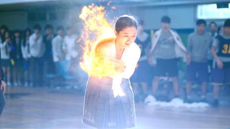 女老师意外喝下神秘液体,在阳光下居然自燃了!好人变坏如此简单