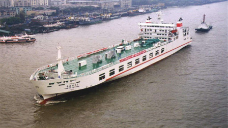 广东和海南之间隔着海,火车是怎么过去的?看完不禁感叹国人智慧