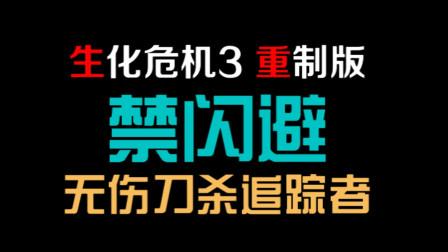 生化危机3重制版 禁闪避无伤刀杀追踪者