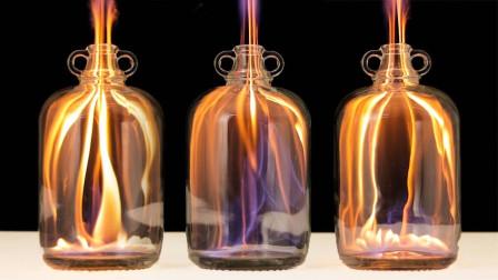 """几个有关于""""火""""的实验,原来还有这种操作!"""