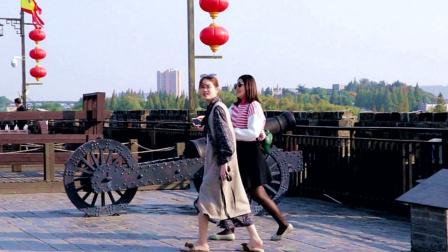 """南京城墙中华门,中国现存规模最大的城门,""""天下第一瓮城"""""""