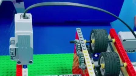 乐高EV3机器人——检票口