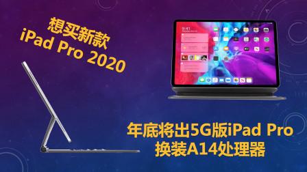 谨慎入手新款iPad Pro,5G版iPad Pro年底就到换装A14X处理器