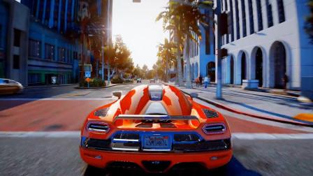 GTA5 2020年最新超高清真实世界MOD2