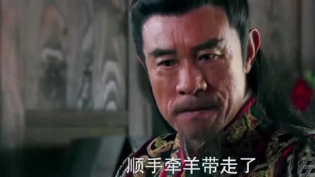 隋唐英雄:李世民为父亲献刀,暗中把父亲佩刀做旧,来蒙骗钦差