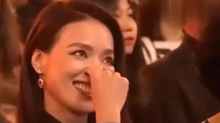 黄渤台上调戏林志玲,多美呀,又怎样,我追到了!只是在电影里!