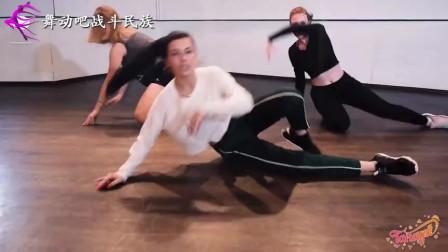 战斗民族行为大赏不同国家跳街舞 最炫民族风街舞
