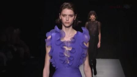 时尚 时装周 模特 新秀 合集 十大秀人物 个个 气质 非凡 魅力 貌如天仙