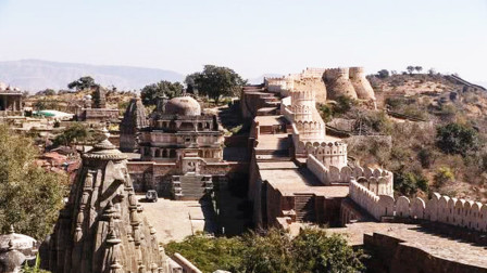 印度也有一座长城?花了近一个世纪建成,长度仅次于中国万里长城
