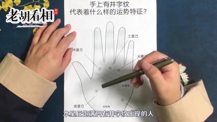 手掌有井字纹有什么寓意?是富贵命吗?
