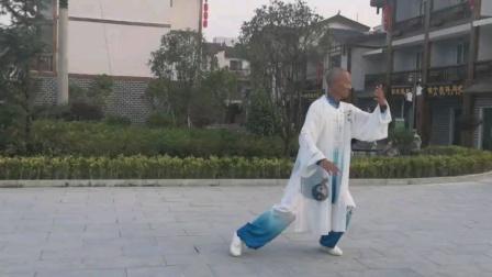 谢老师~杨式40太极拳