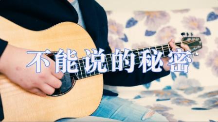 【指弹】高能演奏听完胸口暖暖的~周杰伦《不能说的秘密》吉他改编