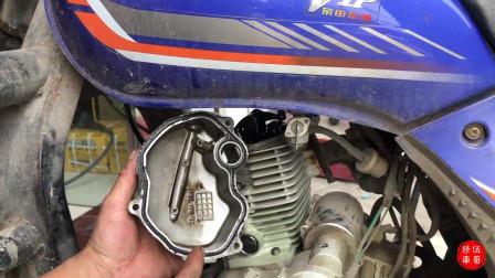 摩托车怎么调整气门?气门间隙不对会影响哪些?学会你也是师傅