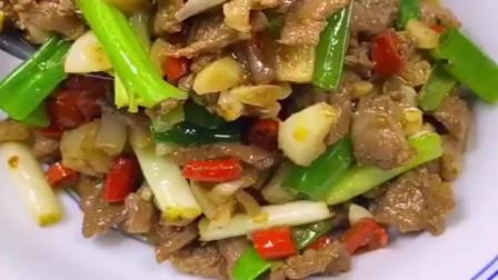 羊肉这样制作,简直就是一道下饭菜,饭店厨师都赞叹不已!