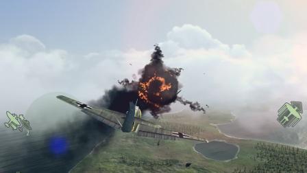 今天来试试德国飞行员,二战模拟第二期