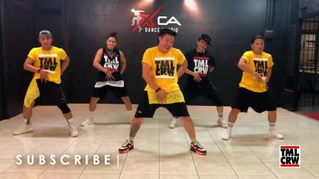 RUEDA - zumba舞蹈视频教学 减肥健身舞