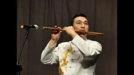笛子独奏《我的中国心》