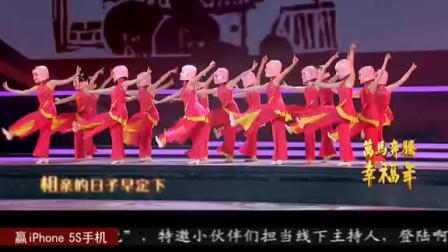 安徽民歌《花鞋变成泥疙瘩》陈燕妮 王谦