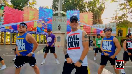 WARM UP 2020  - zumba舞蹈视频教学 减肥健身舞