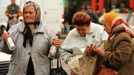 俄罗斯人从中国回去, 跟朋友哭诉: 不要相信中国人的喝一点