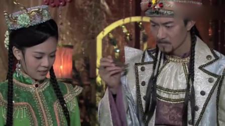 吃惯了山珍海味的皇帝,突然要吃野菜