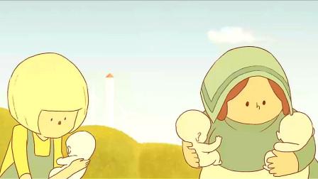一个神秘的村庄,这里的女人无法生育,想要孩子只能到地里去挖!