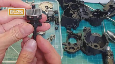 RC攀爬车KIT从零开始,手把手教你组装一辆自己的SCX10III