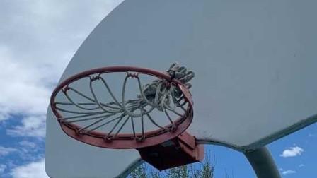 确诊病例超21万!全美大面积拆除篮球筐