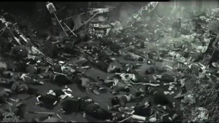 宫本武藏妹妹被杀,为妹妹直接屠一城!