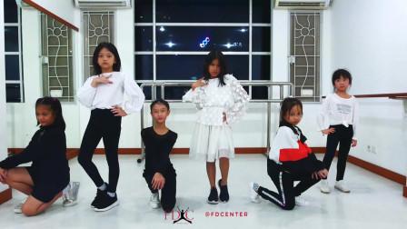 RED - 儿童 Kids 少儿舞蹈视频教学