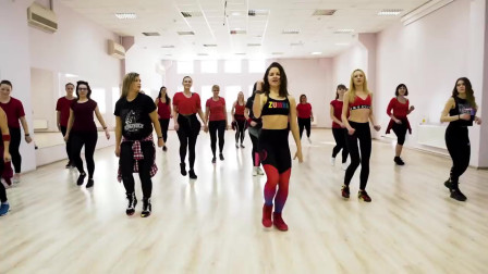 ZUMBA Warm Up 2020  - zumba舞蹈视频教学 减肥健身舞