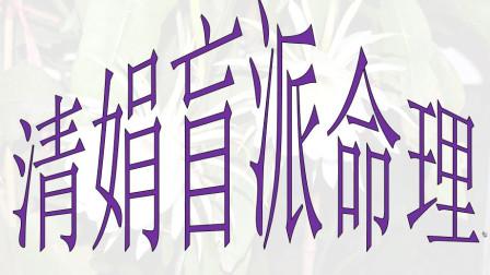 盲派命理杨清娟老师八字讲座24(长白山)第四天2