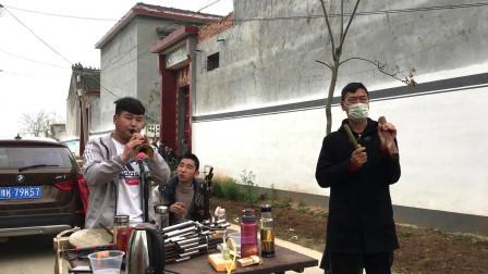 许昌市王家唢呐演奏新版《抬花轿》,不愧是民间高手,听着真过瘾