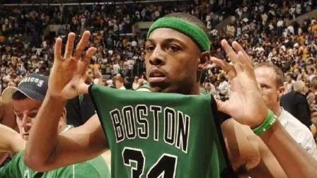 如果右手球员用左手投篮会是什么画风之真理皮尔斯