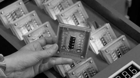 未来人们被植入特殊芯片,死后才能拿出,若被他人得到后果很严重