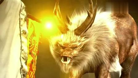姜子牙帮助小鹿对抗三尸,就算牺牲自己的性命也在所不惜,感动