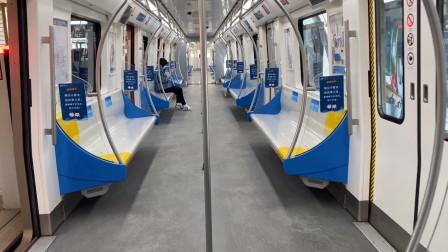 跟着子睿一起坐北京地铁,看人多不多