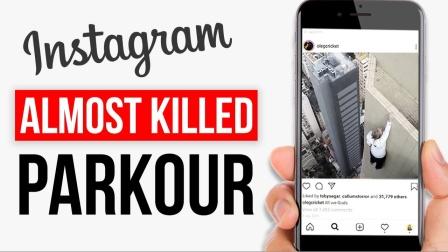 Instagram差点毁了跑酷[中英双字]