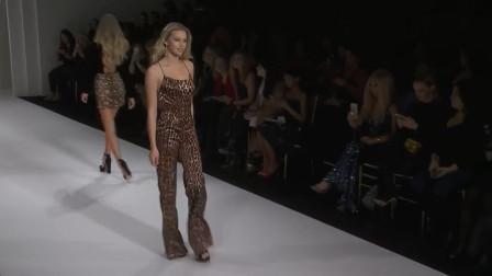 米兰时尚走秀精彩时刻,气质迷人的超模