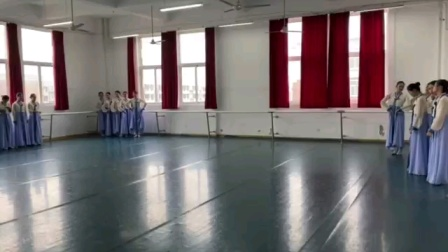 川影17舞表2民间舞考试4