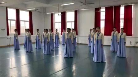 川影17舞表2民间舞考试5