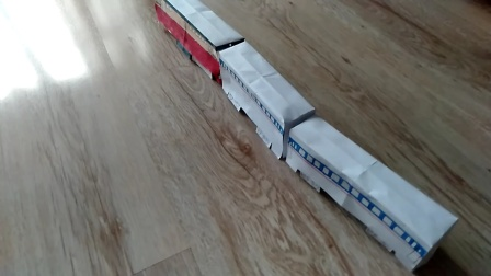 火车模型事故4