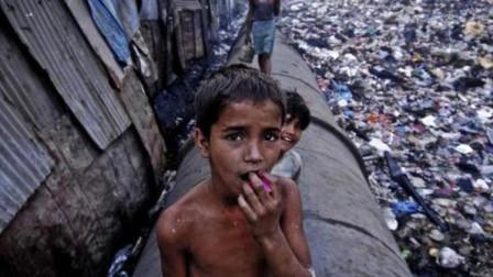 为何印度人总觉得中国都是穷人?看到印度富人区后,终于懂了!