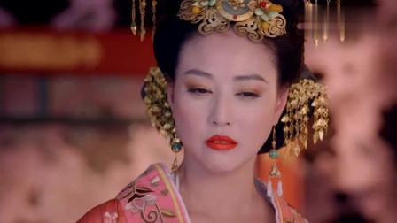 武媚娘:尚乐房的比舞大会已经结束,萧才人成功夺得兰陵王头衔!